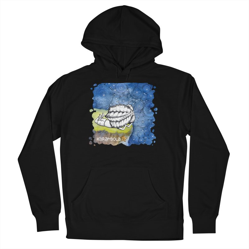 Starry Night from Karambola Men's Pullover Hoody by holypangolin