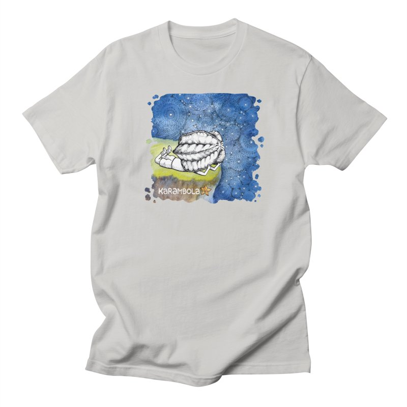 Starry Night from Karambola Men's Regular T-Shirt by holypangolin