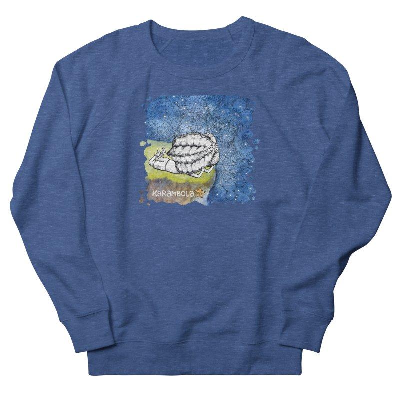 Starry Night from Karambola Men's Sweatshirt by holypangolin