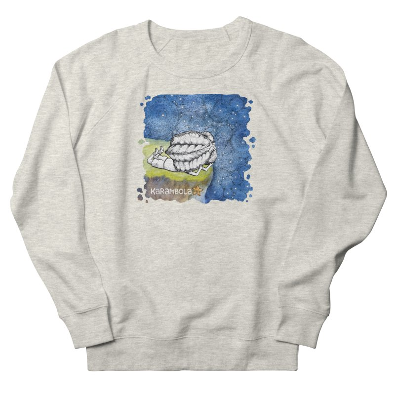 Starry Night from Karambola Men's Sweatshirt by holypangolin