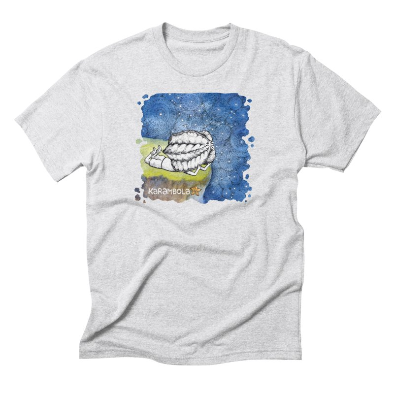 Starry Night from Karambola Men's Triblend T-Shirt by holypangolin