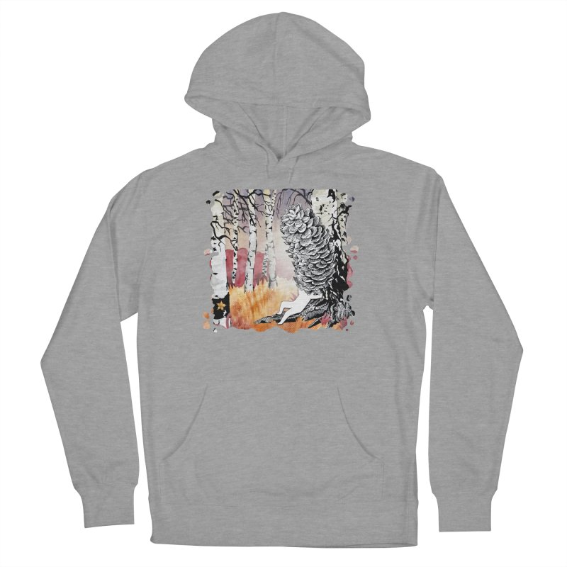 Autumn Forest from Karambola Men's Pullover Hoody by holypangolin