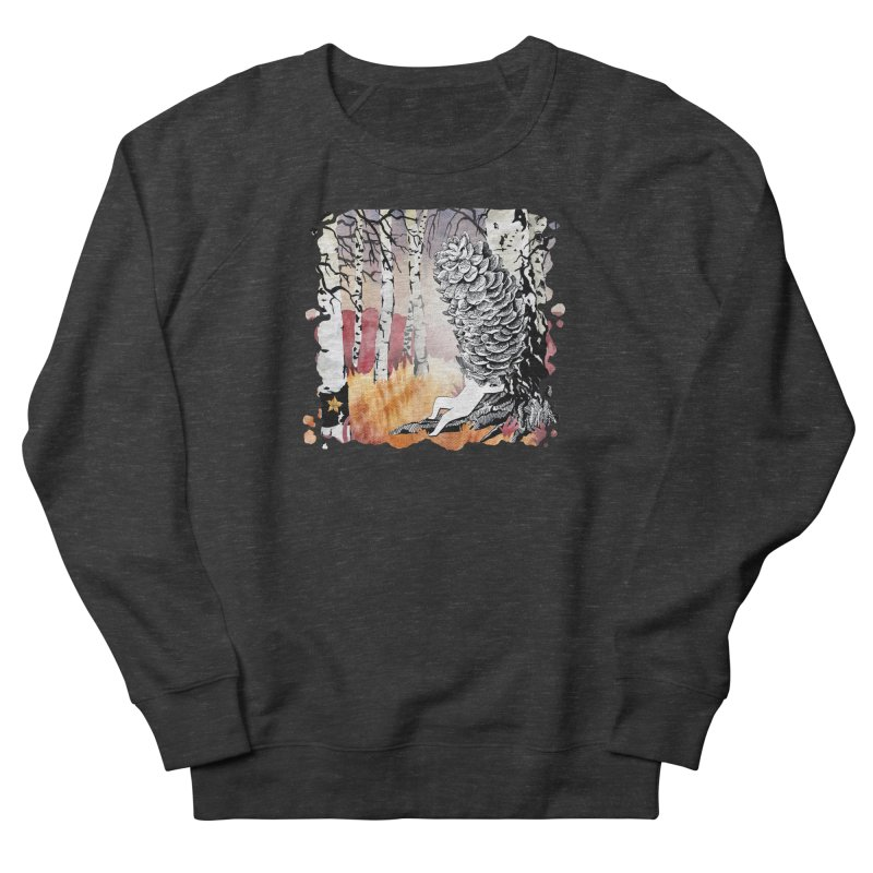 Autumn Forest from Karambola Women's Sweatshirt by holypangolin