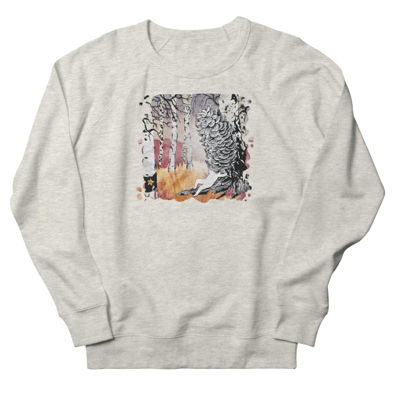 Autumn Forest from Karambola Women's French Terry Sweatshirt by holypangolin