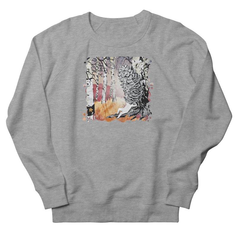 Autumn Forest from Karambola Men's Sweatshirt by holypangolin