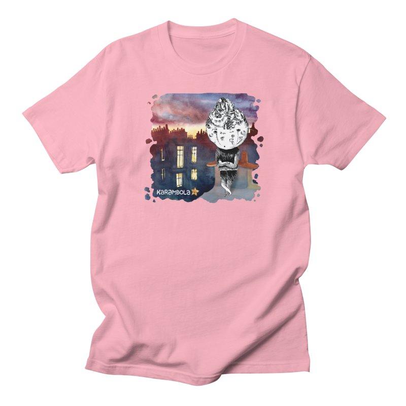 Grumpy Celery from Karambola Men's T-shirt by holypangolin