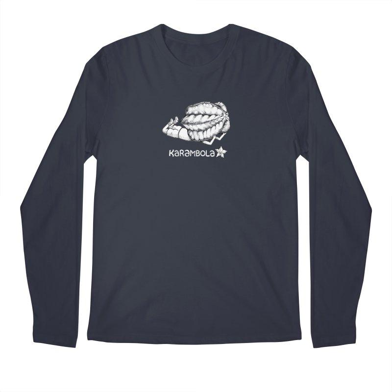 Karambola Men's Longsleeve T-Shirt by holypangolin