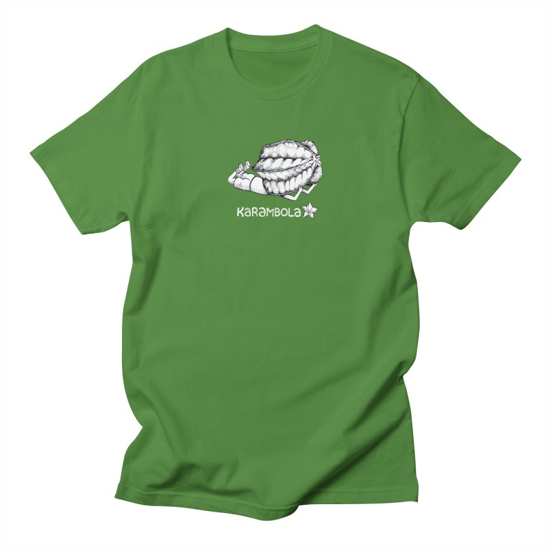 Karambola Men's Regular T-Shirt by holypangolin
