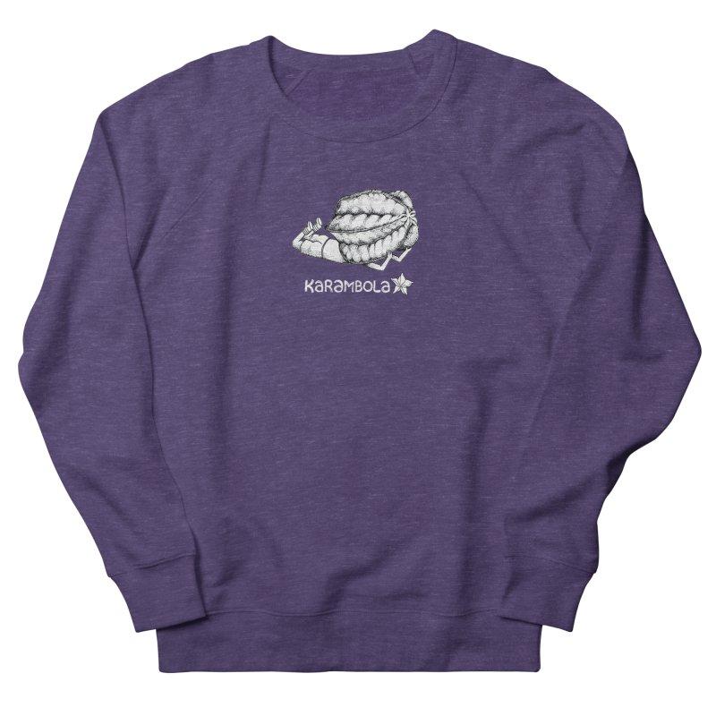 Karambola Men's French Terry Sweatshirt by holypangolin