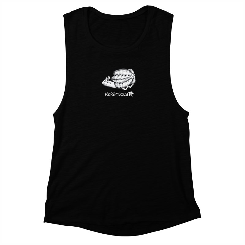 Karambola Women's Muscle Tank by holypangolin