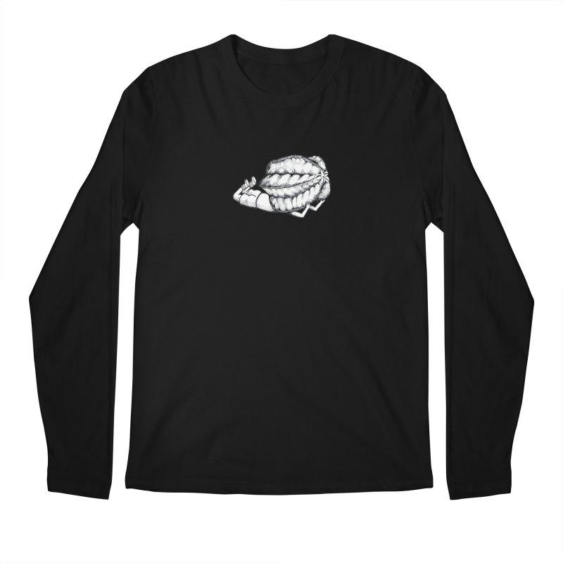 Karambola - no title Men's Regular Longsleeve T-Shirt by holypangolin