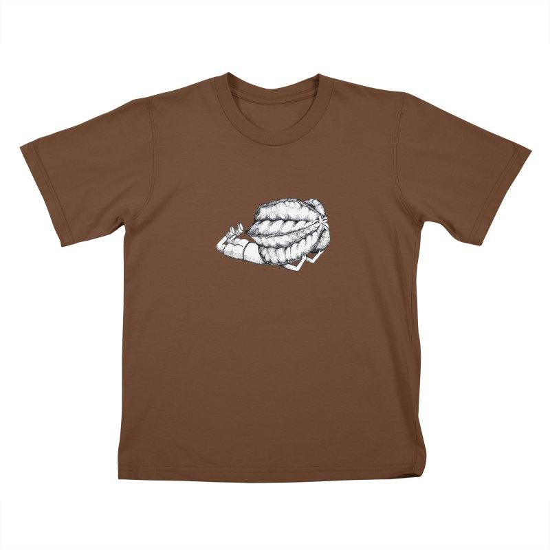 Karambola - no title Kids T-Shirt by holypangolin