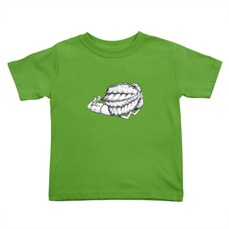 Karambola - no title Kids Toddler T-Shirt by holypangolin