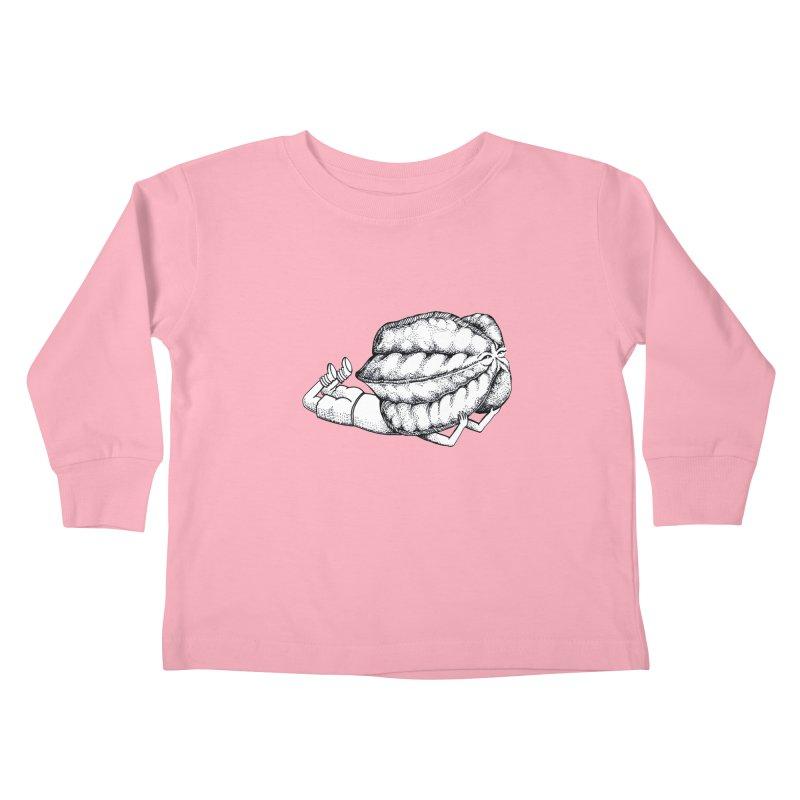 Karambola - no title Kids Toddler Longsleeve T-Shirt by holypangolin