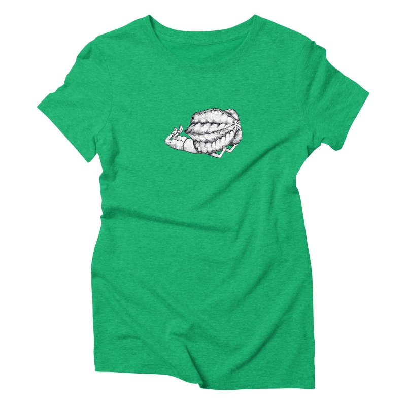 Karambola - no title Women's Triblend T-Shirt by holypangolin