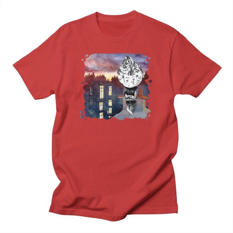 Grumpy Celery from Karambola - no title Men's T-Shirt by holypangolin