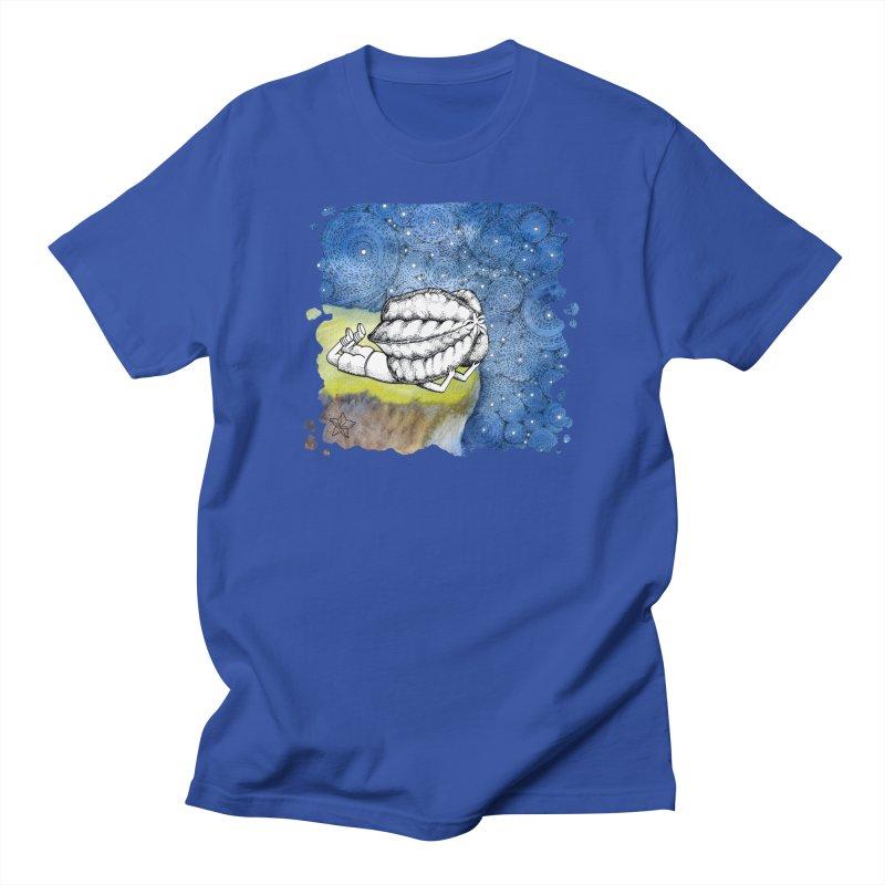 Starry Night from Karambola - no title Men's T-Shirt by holypangolin