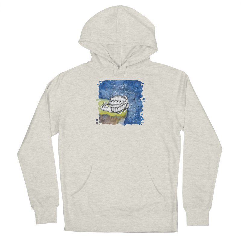 Starry Night from Karambola - no title Men's Pullover Hoody by holypangolin