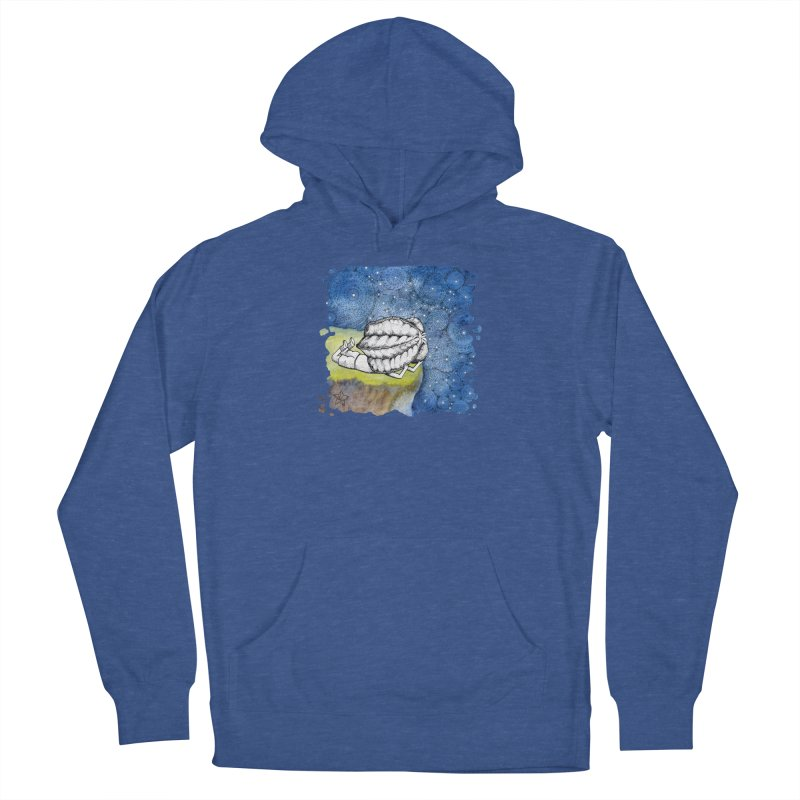 Starry Night from Karambola - no title Women's Pullover Hoody by holypangolin