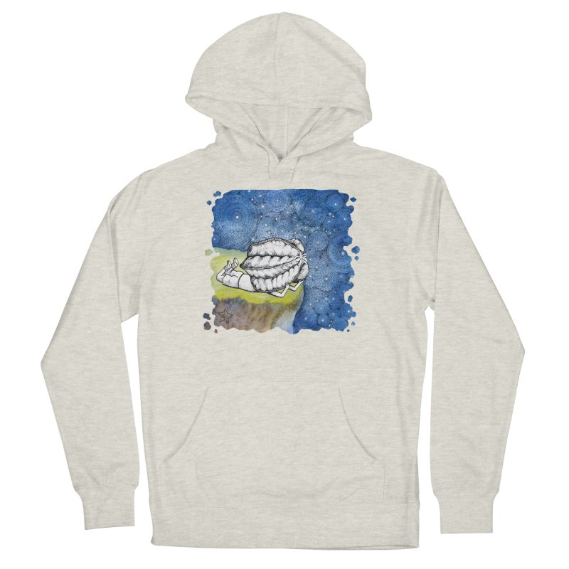 Starry Night from Karambola - no title Men's French Terry Pullover Hoody by holypangolin