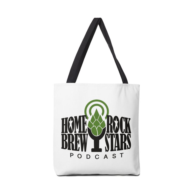 Official Logo Accessories Bag by HomeBrew RockStars Merch Shop