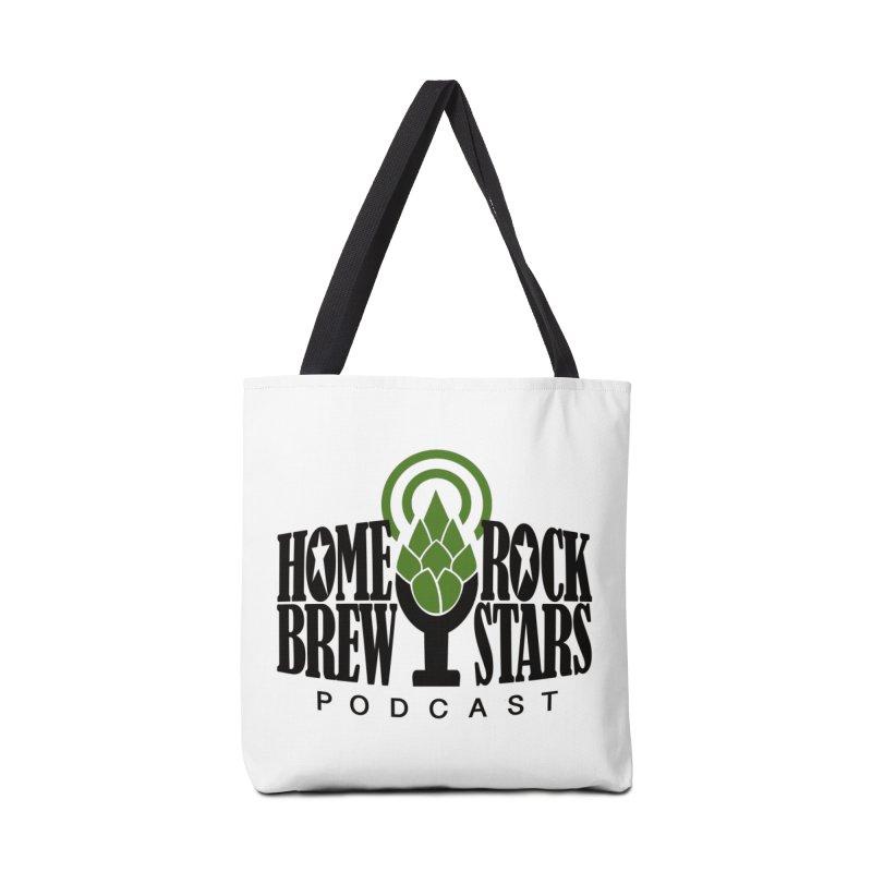 Official Logo Accessories Bag by HomeBrew RockStars Merch Shop