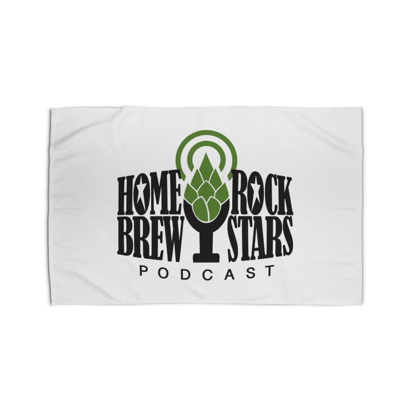 Official Logo Home  by HomeBrew RockStars Merch Shop