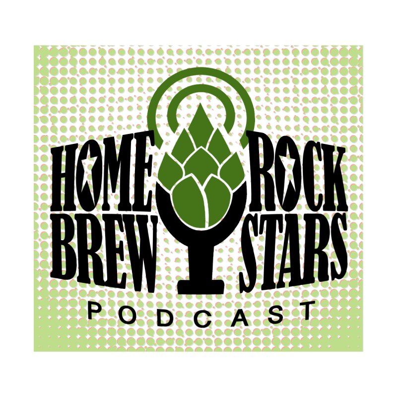 Logo Dots by HomeBrew RockStars Merch Shop