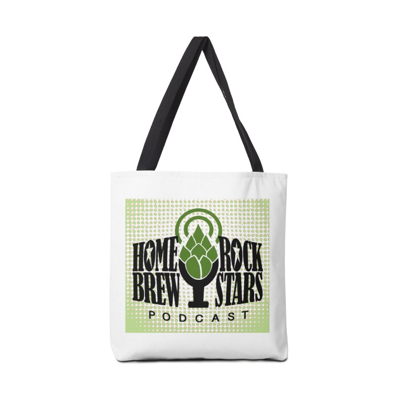 Logo Dots Accessories Bag by HomeBrew RockStars Merch Shop
