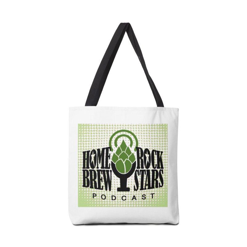 Logo Dots Accessories Bag by HomeBrew RockStars Merch Shop