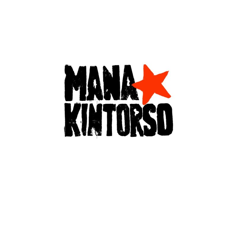 ManaKintorso Official Logo - White by HomeBrew RockStars Merch Shop