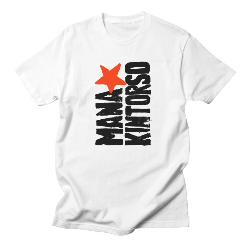 ManaKintorso Official Logo - White Women's  by HomeBrew RockStars Merch Shop