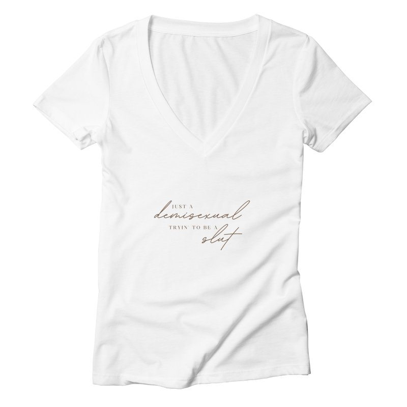 Women's None by Homeslice Productions