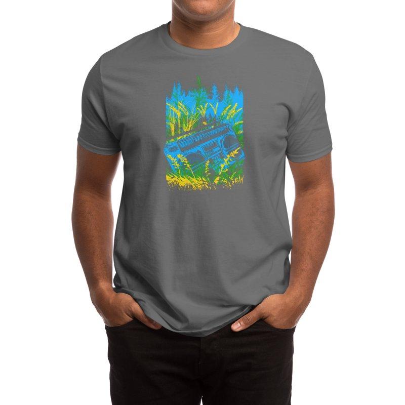 Back2Basics Men's T-Shirt by Home Team Graphics