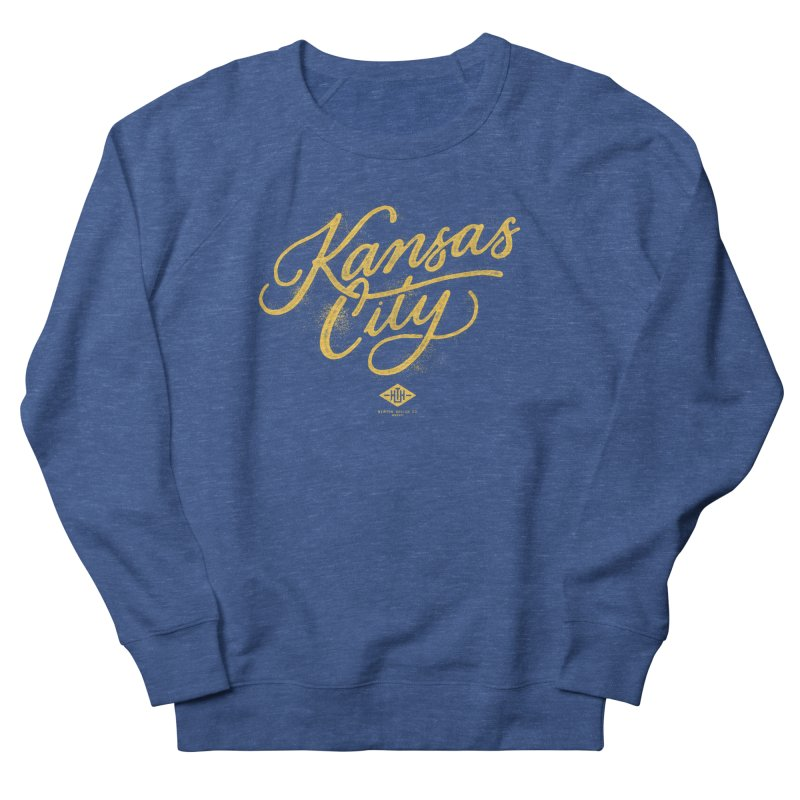 Kansas City Men's Sweatshirt by Hometown Hustle