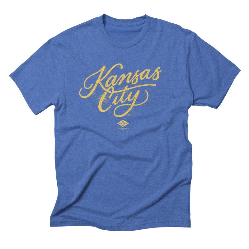 Kansas City Men's T-Shirt by Hometown Hustle