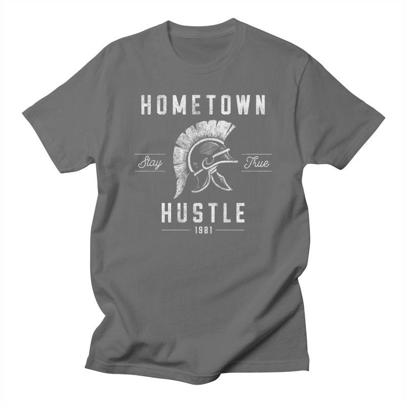 Trojans Men's T-Shirt by Hometown Hustle