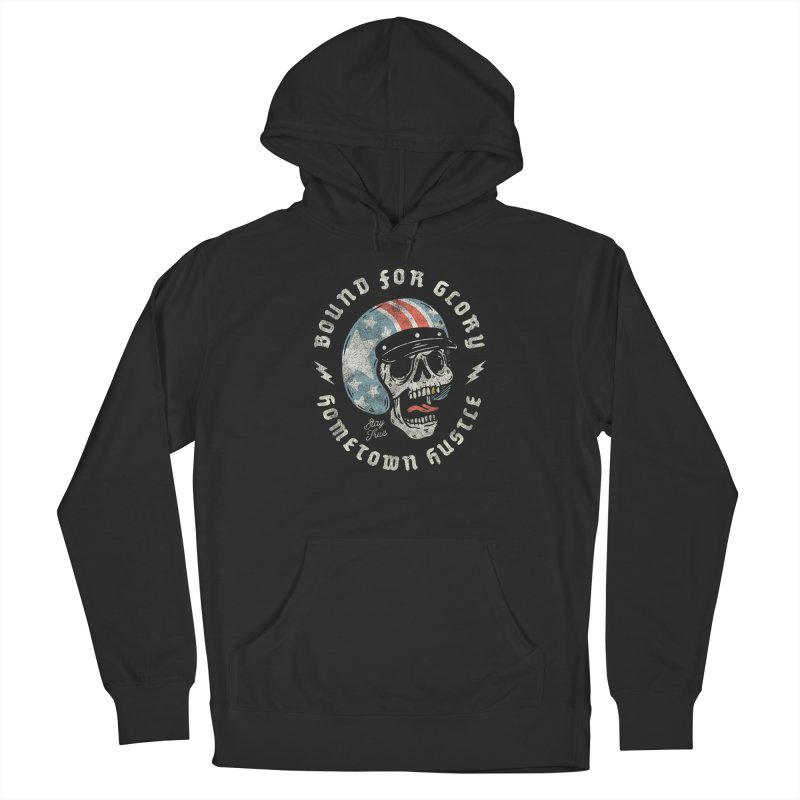 Bound For Glory Men's Pullover Hoody by Hometown Hustle