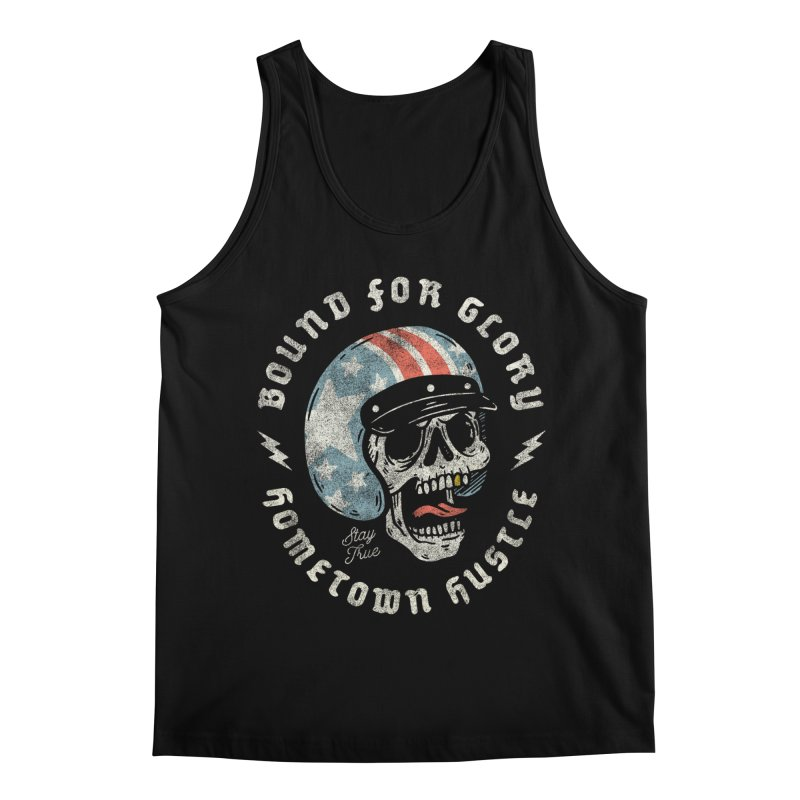 Bound For Glory Men's Tank by Hometown Hustle
