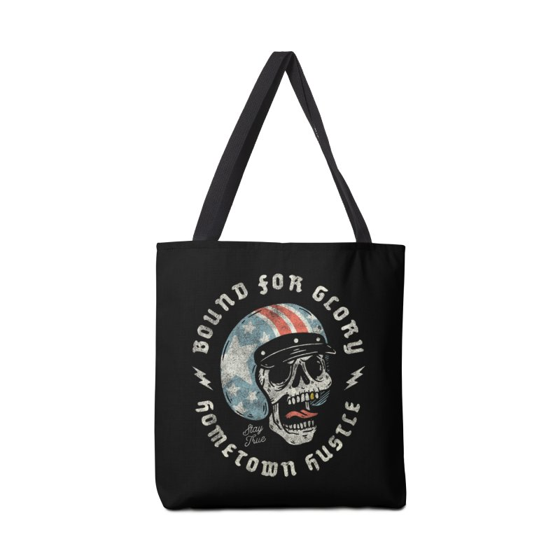 Bound For Glory Accessories Bag by Hometown Hustle