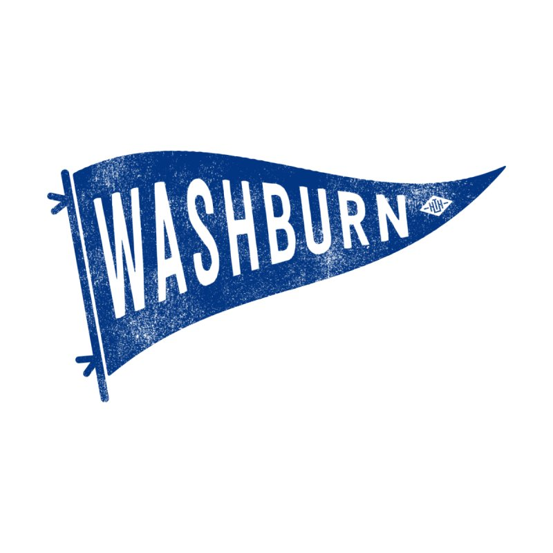 Washburn Accessories Mug by Hometown Hustle