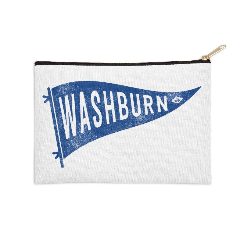 Washburn Accessories Zip Pouch by Hometown Hustle