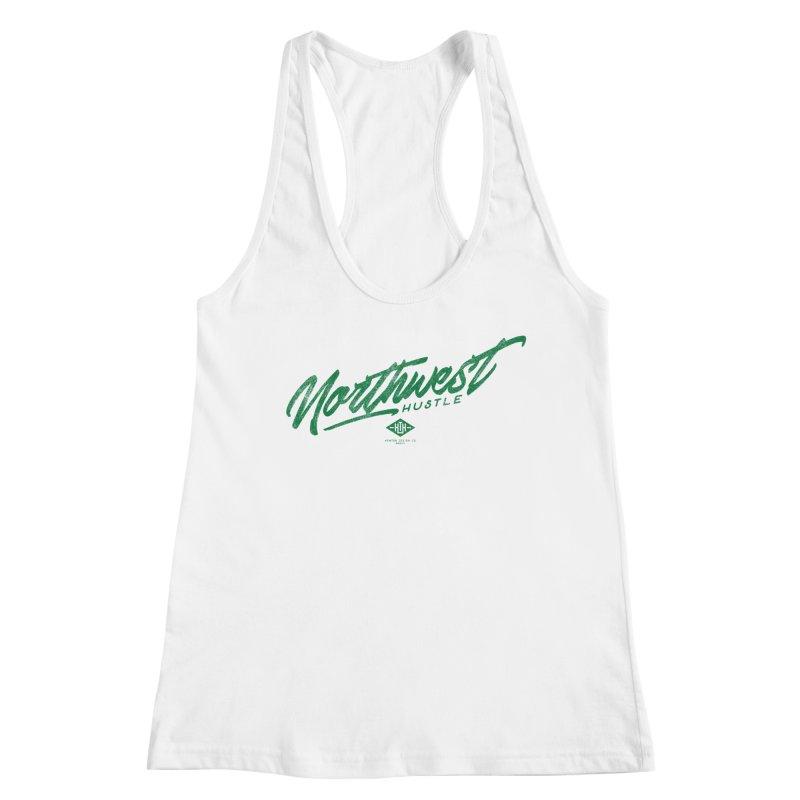 Northwest Hustle Women's Tank by Hometown Hustle