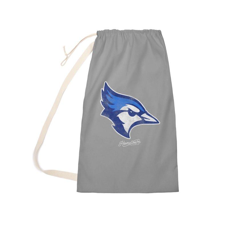 Blue Jay Pride Accessories Bag by Hometown Hustle