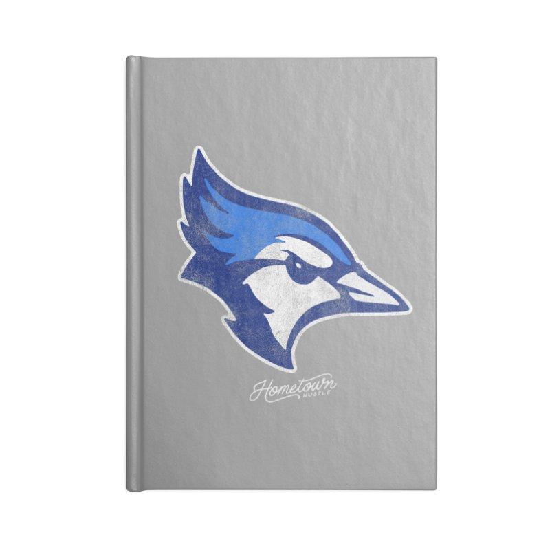 Blue Jay Pride Accessories Notebook by Hometown Hustle