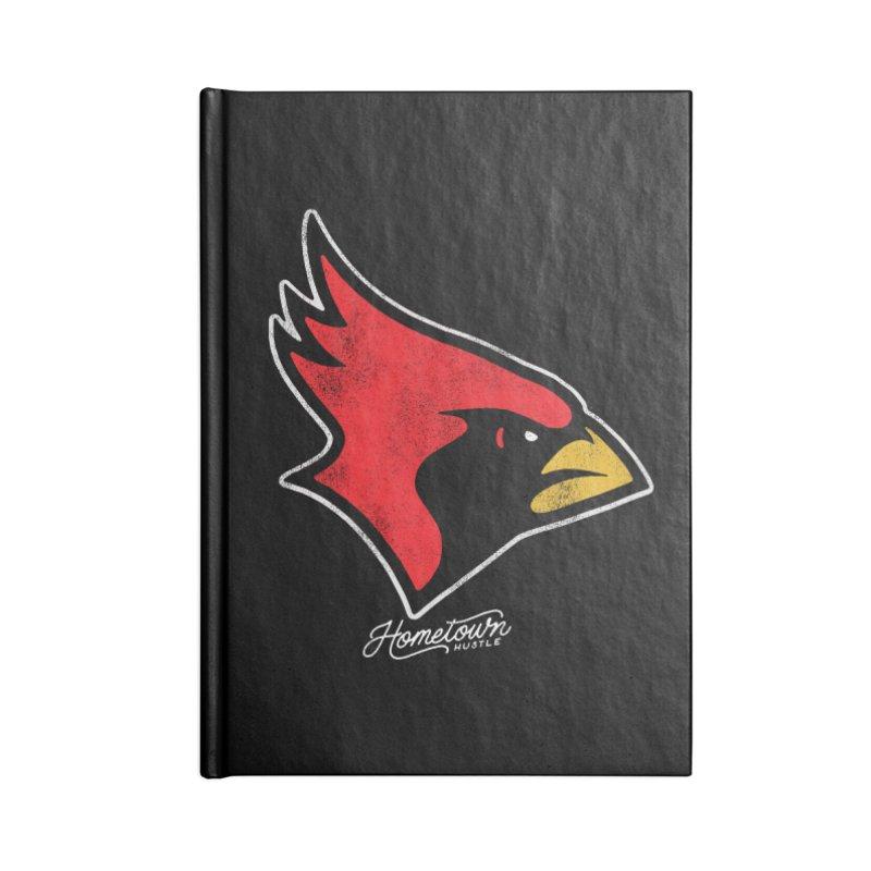 Cardinal Pride Accessories Notebook by Hometown Hustle