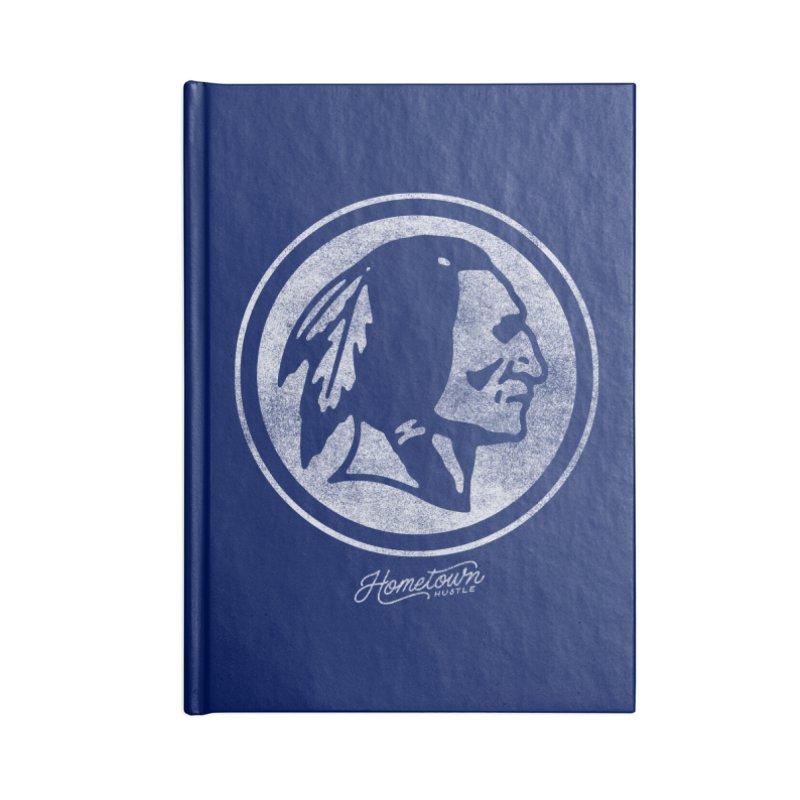 Indian Pride Accessories Notebook by Hometown Hustle