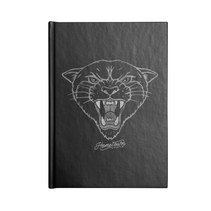 Panther Pride Accessories Notebook by Hometown Hustle