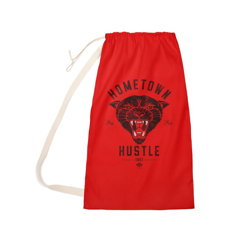 Panther Hustle Accessories Bag by Hometown Hustle