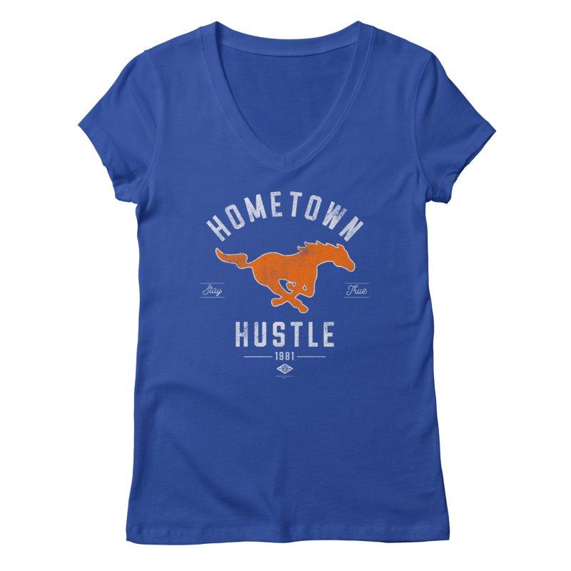 Women's None by Hometown Hustle